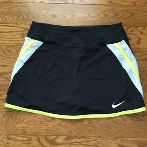 Nike dri-fit skort with built in shorts - Small